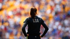 The spread of the virus has raised fears across the region about the Summer Olympics being held in Brazil in August, and that includes the high-profile players of the  World Cup champion U.S. women's national soccer team.
