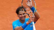 On his return to center court, nine-time French Open champion Rafael Nadal was never really tested by his -year-old opponent to get a spot in the second round.