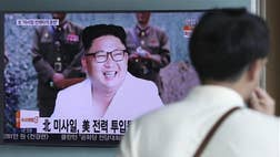 North Korea on Saturday sent a high-level delegation led by a top aide to leader Kim Jong Un to Rio de Janeiro for the upcoming Olympics, state media said.