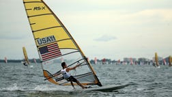 When U.S. windsurfer Pedro Pascual gets into the waters in Rio de Janeiro this week, he will be dedicating his runs to his -year-old grandfather, who fought tooth and nail to travel to the South American country to see him compete in his first Olympic games.