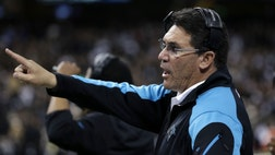 Ron Rivera, one of the first Latino head coaches in the history of the NFL, has learned a thing or two in more than  years in the league. That knowledge has helped him become a front-runner for coach of the year.