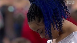 Forget the Olympics. This is the gymnastics floor routine has captured people's attention – because it turned the sport's paradigm on its head.