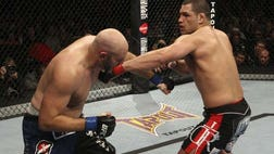 UFC heavyweight champion Cain Velasquez defends his title against Antonio Bigfoot Silva Saturday.