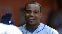 Yoenis Cespedes says he has no plans to exercise an opt-out clause in his contract with the New York Mets.