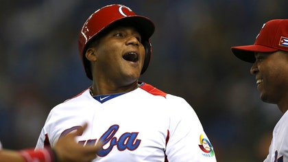 Cuba's national baseball league began its th season Sunday badly weakened by the departure of both stars and promising prospects chasing dreams of riches abroad.