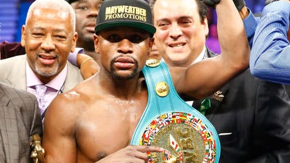 "Floyd ""Money"" Mayweather may have won the historic fight on May nd against Filipino fighter Manny Pacquiao but he will be stripped of the title that comes with it."