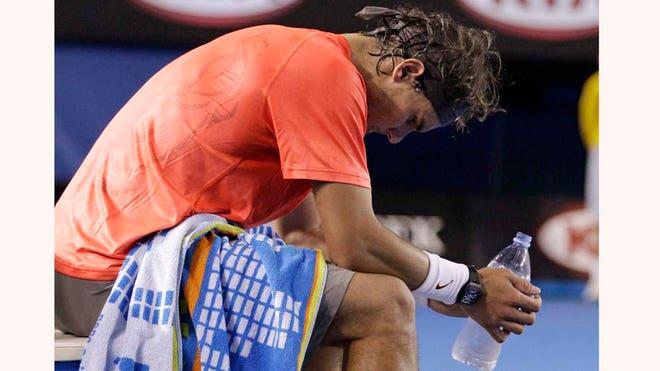 Australian Open Rafael Nadal