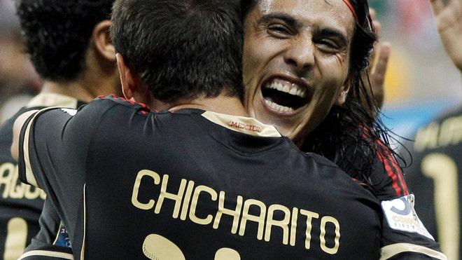 Chicharito-Mexico-Gold-Cup