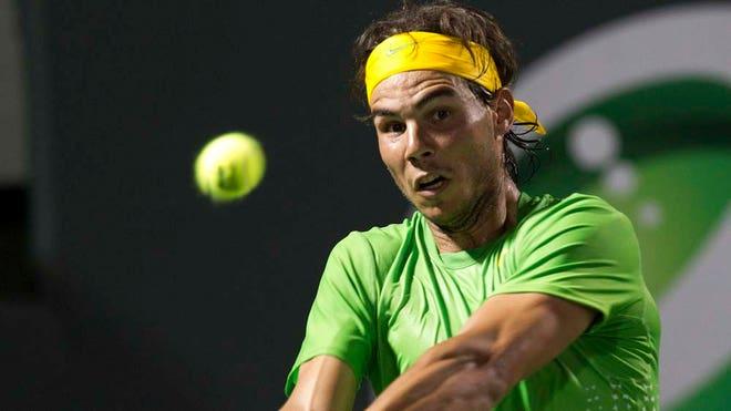 Rafael Nadal Three