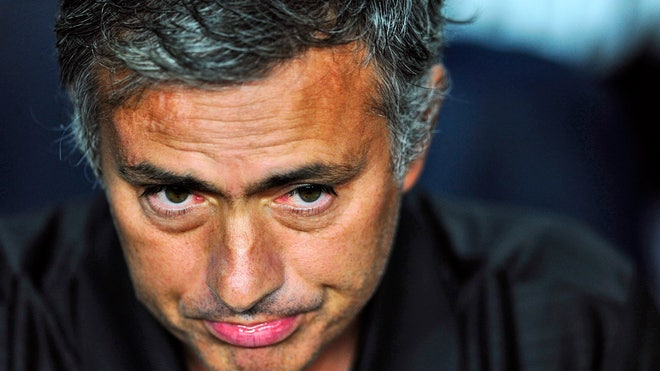Jose Mourinho Real Madrid FNL