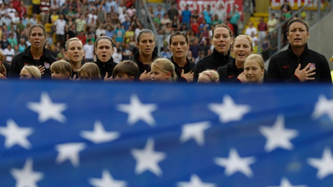 US Womens World Cup 2