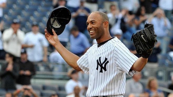 Rivera New York New York Yankees Closer