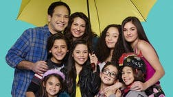 Stuck in the Middle focuses on Harley Diaz, an engineering whiz who uses her inventions to navigate life as the middle child in a large family of seven kids.