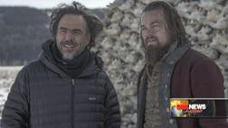 Leonardo DiCaprio may have had to endure below zero temperatures while filming The, but the film's producer and director, Alejandro Gonzalez Iñárritu says, he braved the cold right along with him.