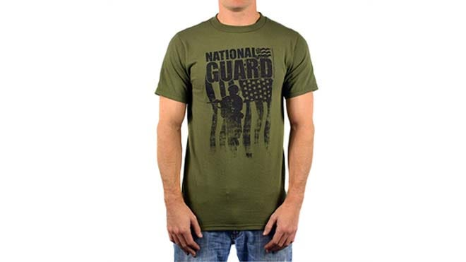School bans national guard t shirts over gun image fox news for The travels of at shirt in the global economy pdf