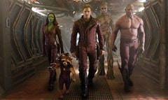 Marvel's cosmic romp topped the Labor Dayboxofficewith a three-day take of $ million — its third time in first place since its release five weeks ago, according to studio estimates Monday.