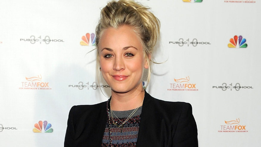 Big Bang Theory' star Kaley Cuoco gets married | Fox News | Pix Aggregator - Top trending pictures...