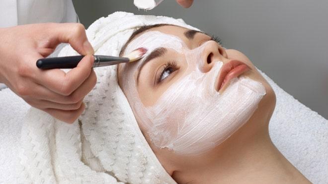 Apply a Face Mask