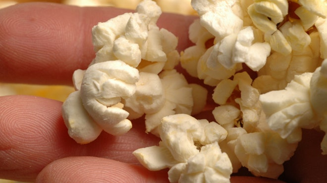Popcorn istock