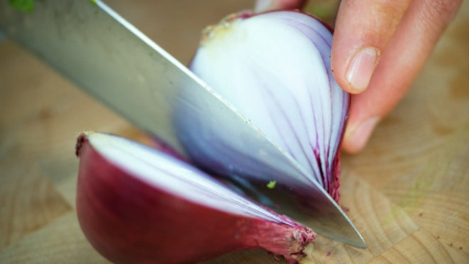 Red onion iStock