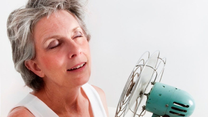 Less Hot Flashes With Mediterranean Diet and Fruit