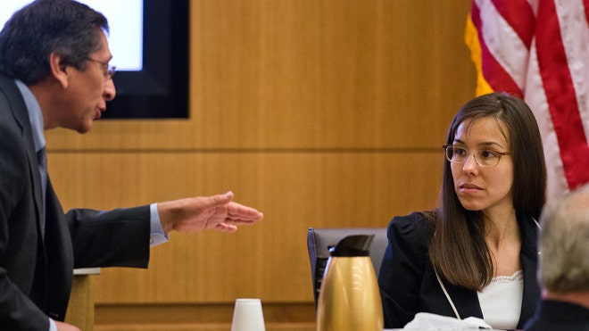 Jodi Arias resumes testimony in Arizona death penalty trial, accused ...