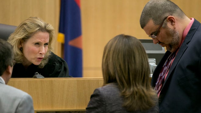 Juror released from Arias murder trial due to illness; 2nd juror ...