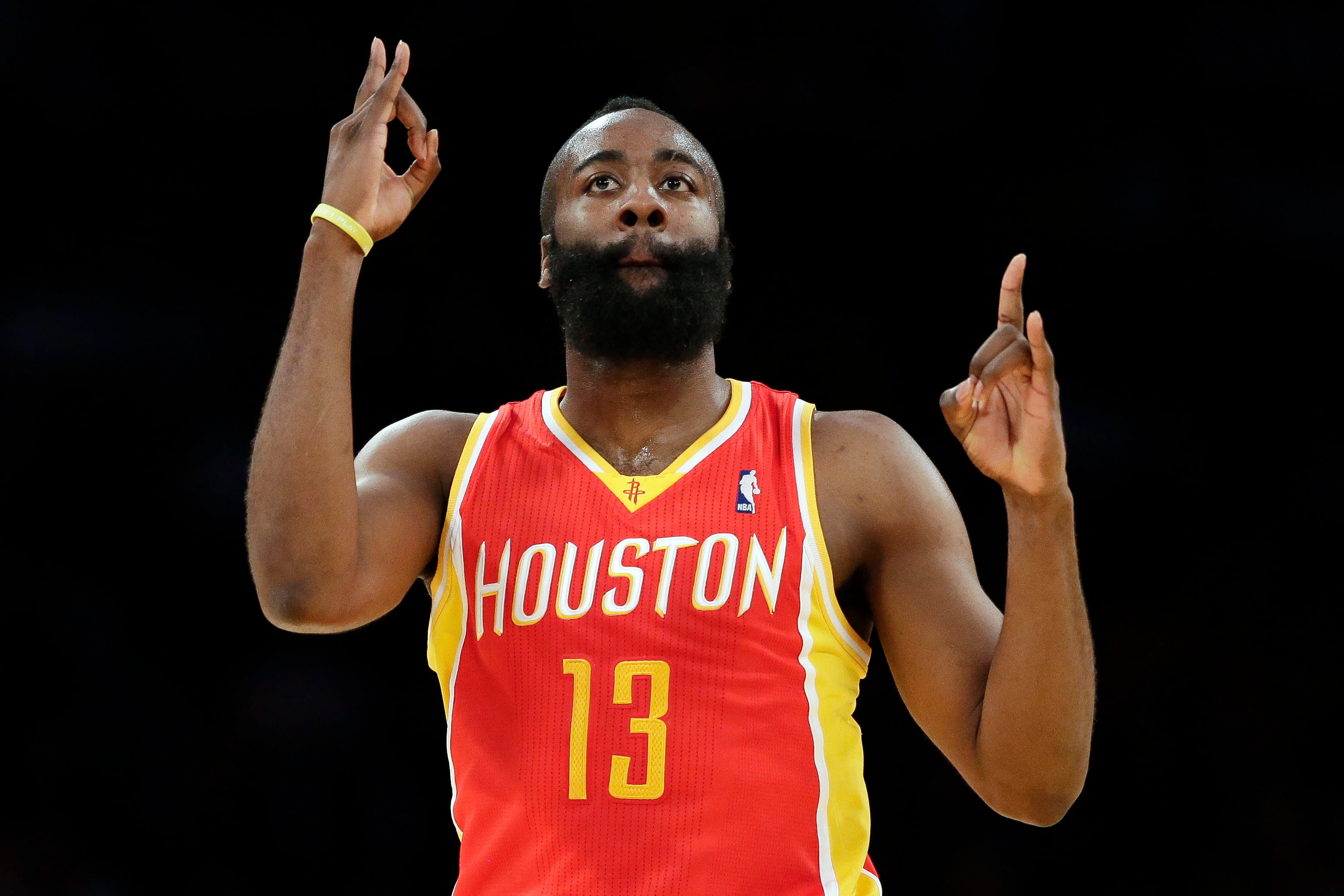 James harden trade ramps up expectations in houston reunion with