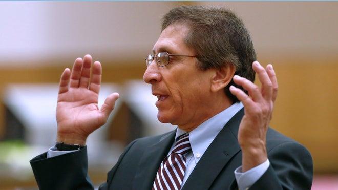 Juan Martinez Prosecutor