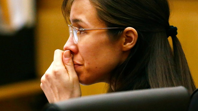 Jodi Arias Crime