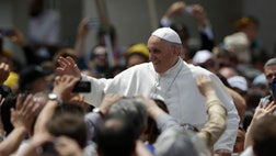 Pope Francis is calling for renewal in the Catholic church as he wrapped up two days of mass gatherings in St. Peter's Square aimed at energizing the faithful.