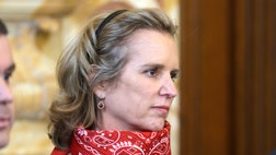 Kerry Kennedy, the ex-wife of Gov. Andrew Cuomo, is likely to go on trial in the fall after a town judge refused to dismiss a drugged-driving case against her Tuesday.