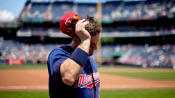 The Minnesota Twins are mired in a terrible slump.