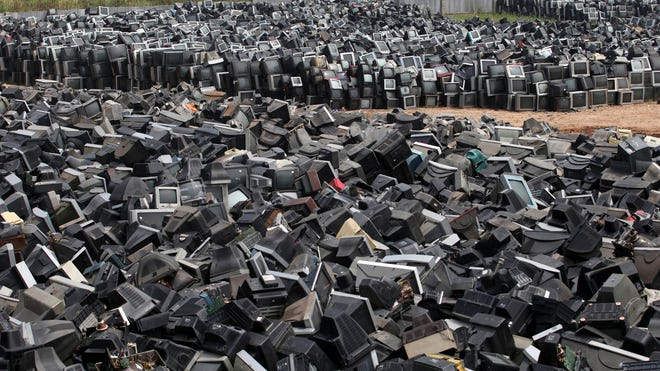 Gadget garbage: UN study predicts increase in electrical waste by a third by 2017