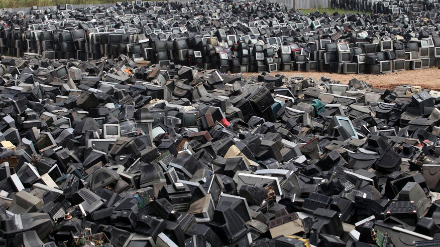 Gadget Garbage Un Study Predicts Increase In Electrical