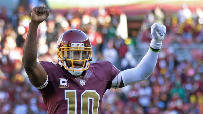 The Washington Redskins have reached the point where they're winning every other game, a fair reflection of the mix of talent and inconsistency seen from Robert Griffin III and the rest of the team.