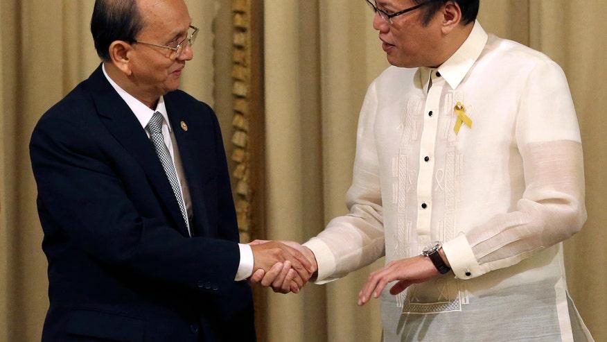 President 2013 Philippines Philippine President Benigno