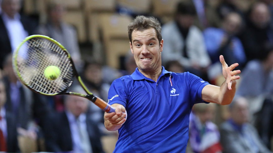 gasquet latin singles Richard gasquet was something of a prodigy, wasn't he  he was the no 1  junior in the world by 15 and won the boys' singles at the french.