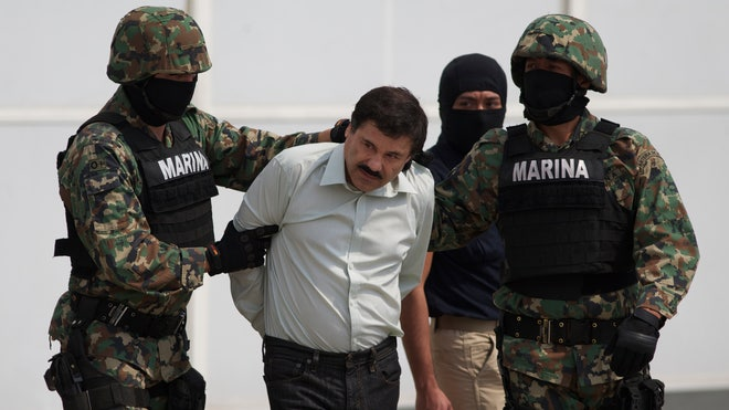 "Details emerge in drug lord's capture ""El Chapo"""
