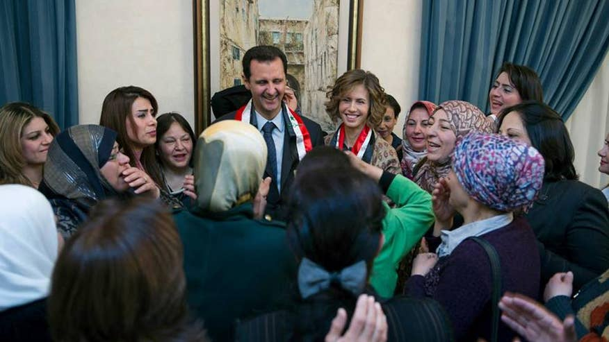 Syrian president preparing to run for third term despite ...