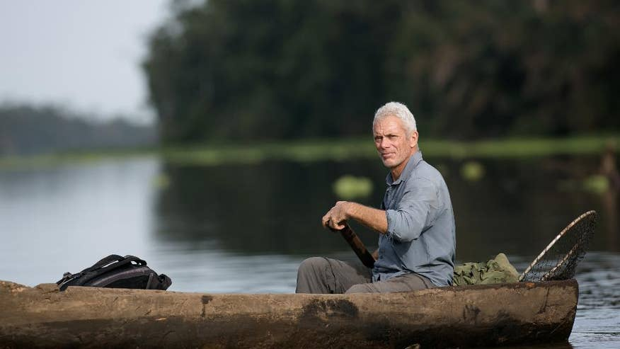 Watch where you're swimming: Animal Planet's popular 'River Monsters' returns for 6th season