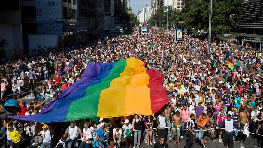 Brazil Gay Rights 117