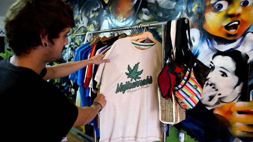Uruguay's government-run marijuana market begins rollout as president ...