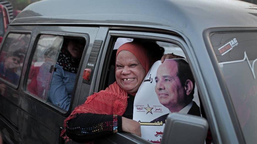 Mideast Egypt El Sissi Poll-1.jpg