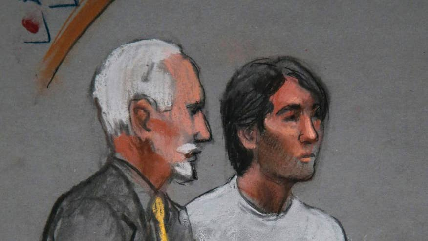 Boston Bombing Suspect In Jail Newly charged friend o...