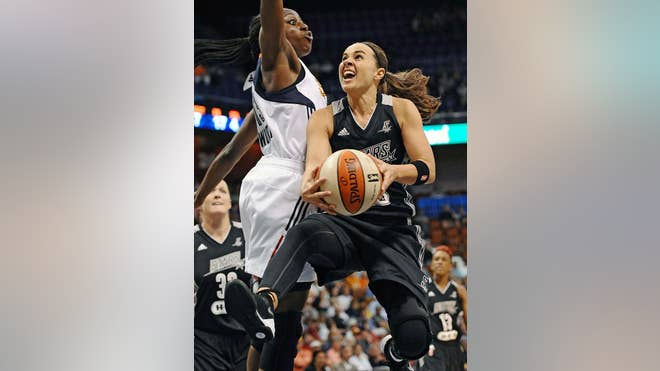San Antonio Stars veteran Becky Hammon will retire after the season, her th in the WNBA.