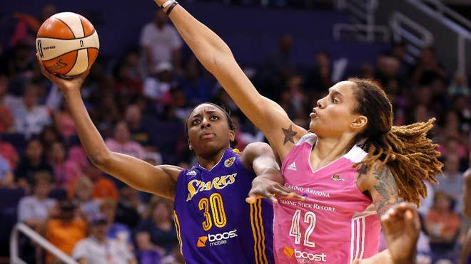 Brittney Griner and the Phoenix Mercury are closing in on one of the greatest records in WNBA history, the Los
