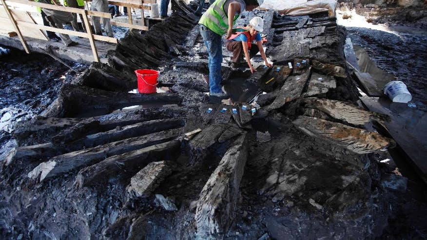 Scientists: Ship found buried at New York's World Trade Center predates American Revolution