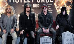 Vince Neil and Nikki Sixx have spent so much time hanging out with country artists for a Motley Crue tribute album that they know how to write the classic country song.