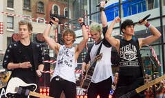 Get ready for another potential OMG boy band moment:  Seconds of Summer is about to make its debut on the MTV Video Music Awards.
